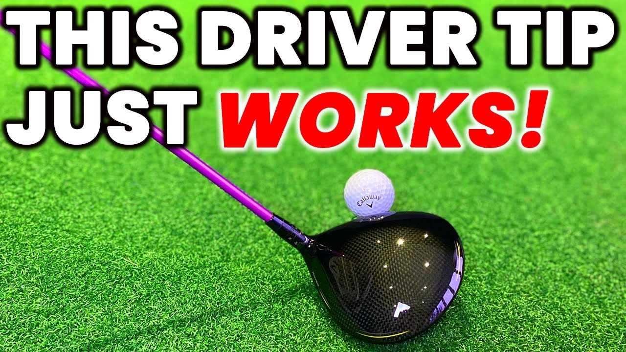The Driver Swing is so much EASIER TO LEARN when you follow this