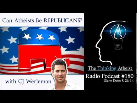 TTA Podcast 180: Can Atheists Be Republicans? (with CJ Werleman)