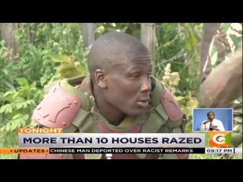 Tribal clashes hit Nkoben area, Narok County