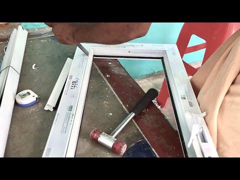 Installation UPVC Sliding Windows – Villupuram -  AURA UPVC