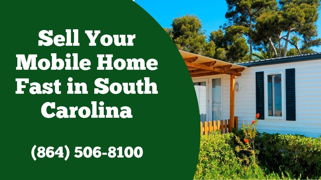 We Buy Mobile Homes South Carolina - CALL 864-506-8100