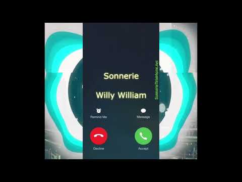 sonnerie willy william ego