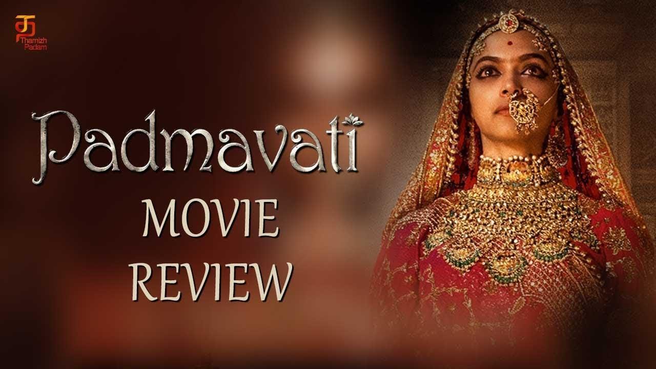 Padmaavat Tamil Movie Review | Ranveer Singh | Deepika ...