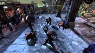 Batman:Arkham City/Женщина-Кошка Эпизод 2