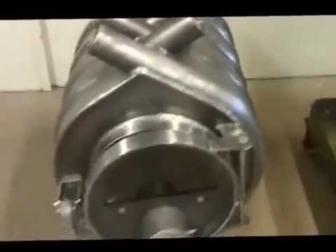 Печь Булерьян с водяным контуром (Часть 1) - YouTube