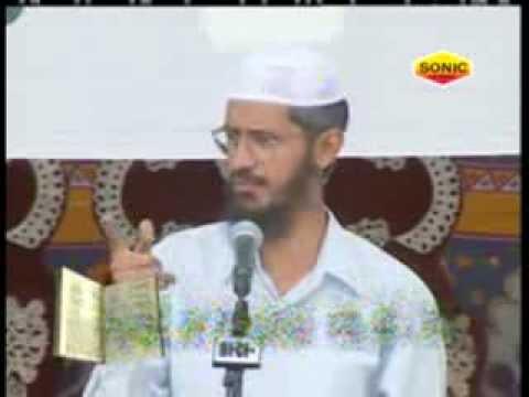 Dr Zakir Naik  LECTURE IN KASHMIR 2