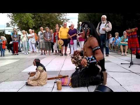Chàng thổ dân da đỏ cuối cùng với tiếng sáo cực hay