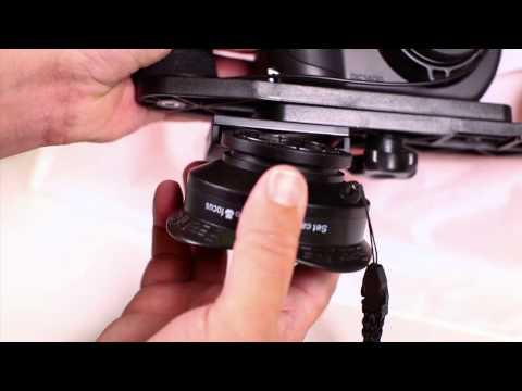 60SSL-SeaLife Fisheye Wide Angle Lens