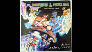 Digital Underground - Doowutchyalike (The Just Throw A Break-Beat Up Under There Remix)