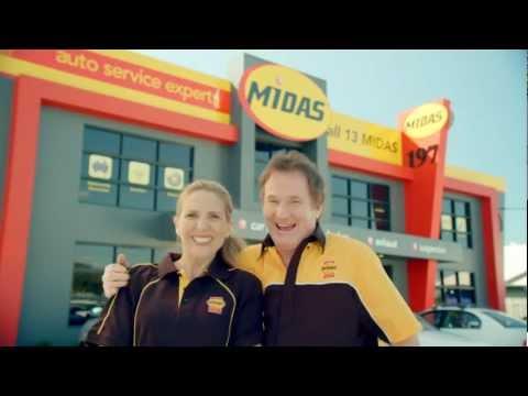 Midas Australia - Sponsorship Billboard (5 seconds)