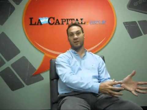 Entrevista con el diario La Capital de Rosario