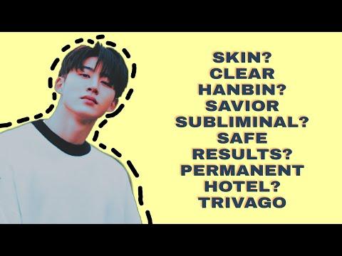 GET CLEAR SKIN WHILE APPRECIATING HANBIN   LOVE SCENARIO - iKON
