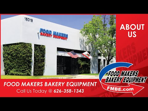 About Food Makers Bakery Equipment