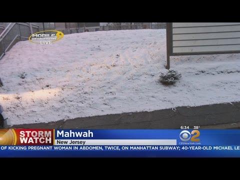 Snowy New Jersey