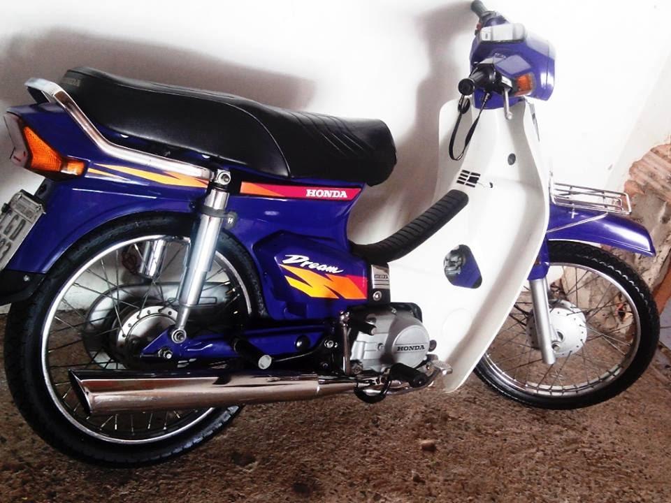 moto honda 97