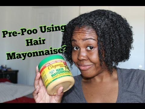 Organics Hair Mayonnasie | Demo & Review