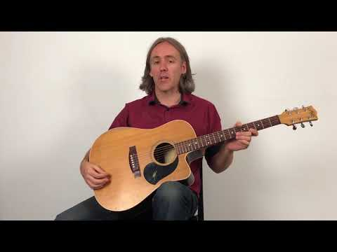 Learn These EASY Acoustic Percussive Guitar Techniques