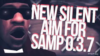 [CLEO] НОВЫЙ САЙЛЕНТ АИМ 2019 ГОДА // NEW SILENT AIM FOR GTA SAMP 0.3.7 // CLEO SAMP
