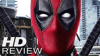 Deadpool kritik review & trailer deutsch german (2016)