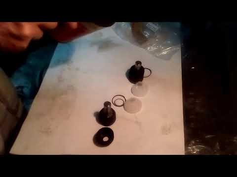 Смазка в шаровых MOOG из коробки