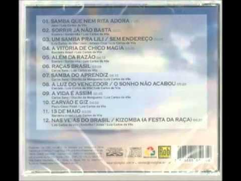 Luiz Carlos da Vila - 1995  Raças Brasil     (Completo)