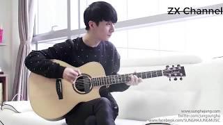 Những bản guitar hay nhất của SungHa Jung   The Best Guitar Of Sungha Jung