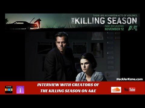 Inside The Killing Season on A&E w Josh Zeman & Rachel Mills
