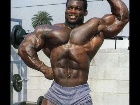 VICTOR RICHARDS - UNCROWNED KING OF BODYBUILDING