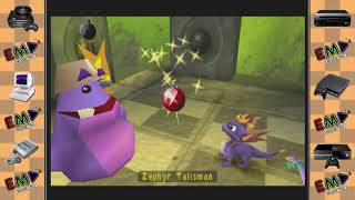 Spyro 2: Gateway To Glimmer / Ripto's Rage - #13 - Autumn Plains - Zephyr
