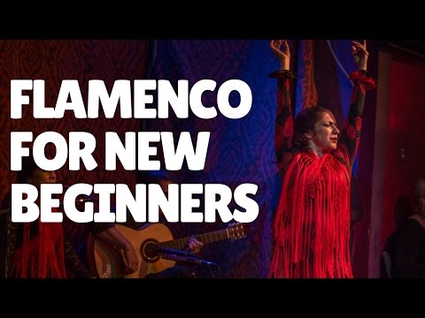 Flamenco for New Beginners: 12-Count Basics