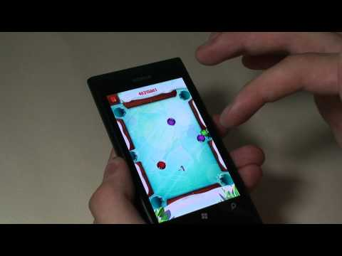 Игры для Windows Phone | De-BUGS Pool - WPand.net