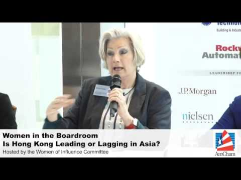 Women in the Boardroom. Is Hong Kong leading or lagging in Asia? Mar 4