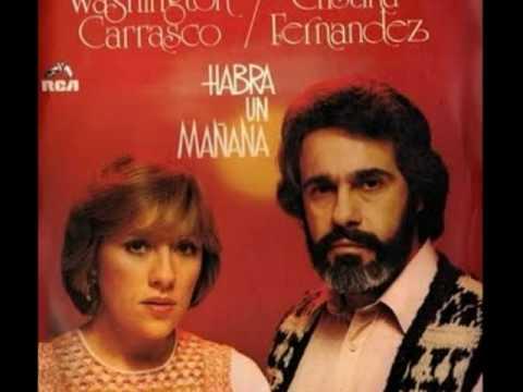 La era esta pariendo un corazon - Washington Carrasco y Cristina Fernandez