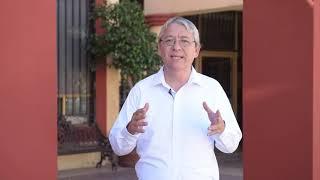 Mensaje del  Dr. Sergio Barraza Felix Secretario General del STAUS