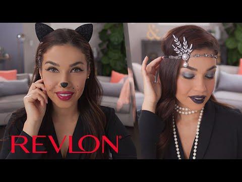 Quick and Easy Halloween Makeup Looks Feat. Eman | Revlon