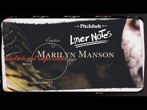 Explore Marilyn Manson's Antichrist Superstar (in 5 Minutes) | Liner Notes