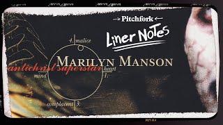 Marilyn Manson's Antichrist Superstar in 5 Minutes   Liner Notes