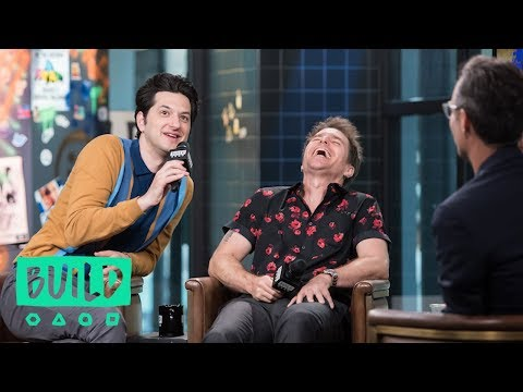 Sam Rockwell & Ben Schwartz Discuss