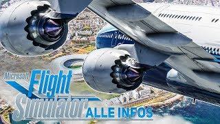 Microsoft Flight Simulator 2020: Flugzeuge, Features, Wetter - alle Infos zum Flug-Simulator 2020!