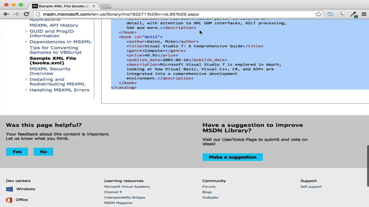 Screencast 20 tranform xml into html using xslt xalan youtube screencast 20 tranform xml into html using xslt xalan baditri Choice Image