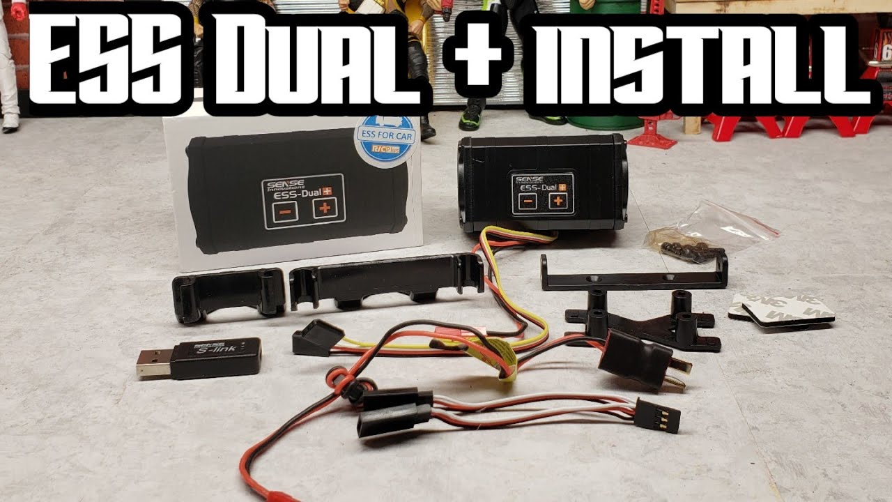 ESS Dual + unboxing installation and calibration