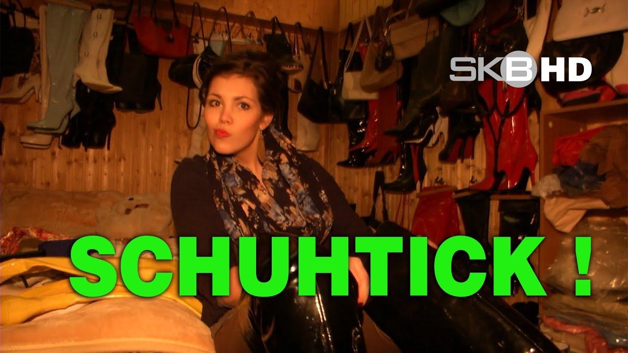 Schuhtick