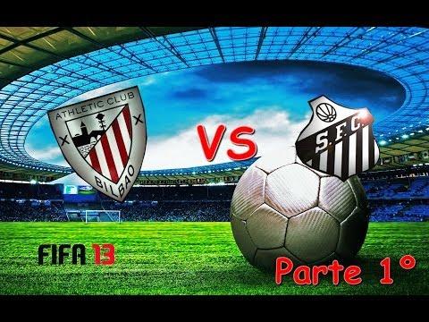 Fifa 13 [Wii U]  Athletic Club vs Los Santos 1#