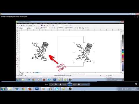 To convert corel draw pdf