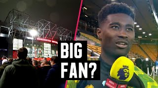 Alexander Tettey sensationally reveals he's a Manchester United fan | Astro Supersport