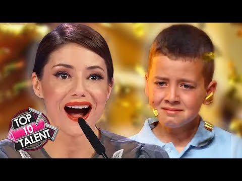 10 SENSATIONAL Singing Auditions On Portugal's Got Talent 2021!
