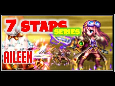 [FFBE] 7 Stars Series Aileen! The LB Master!