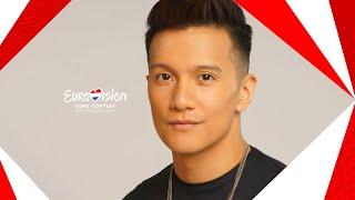 """VINCENT BUENO - """"Amen"""" [Eurovision 2021] Austria 🇦🇹"""