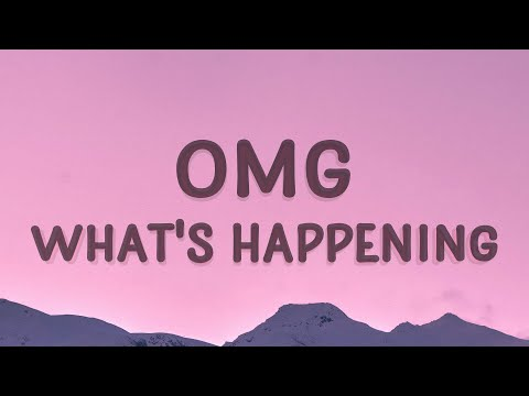 Ava Max - OMG What's Happening (Lyrics)