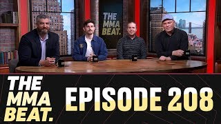 The MMA Beat: Episode 208 – MMA Fighting